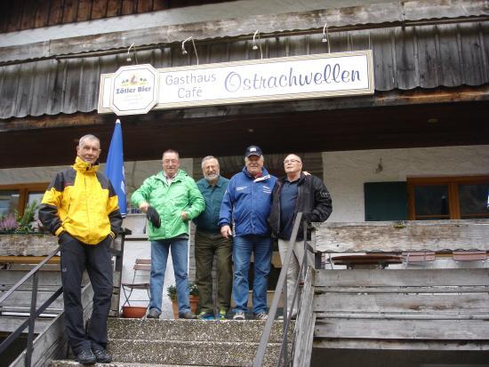 Ostrachwellen: Motorrad-Abschluss 2015  3 Tage toll!