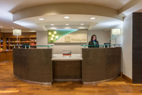Holiday Inn BWI Airport: Our Guest Service Agents await your arrival