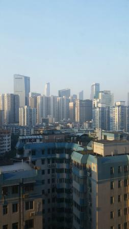 Guangzhou Grand International Hotel: View from room