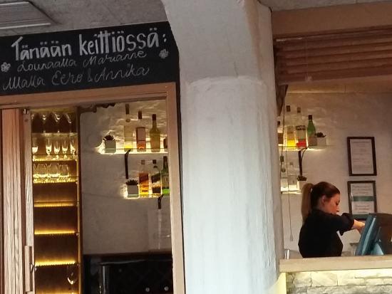 Kermainen suppilovahverokeitto  kuva Ravintola Kalatori, Rauma  TripAdvisor