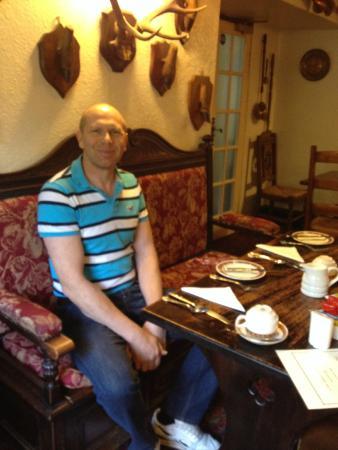The Staghunters Inn: Super breakfast
