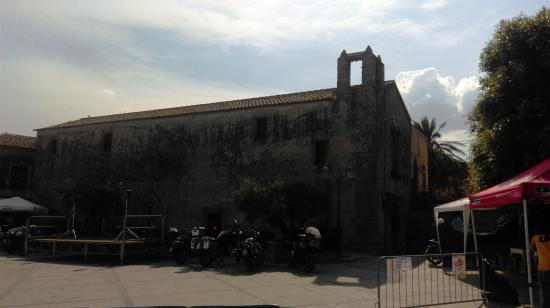 Forza d'Agro, Italia: Сhiesa di San Francesco