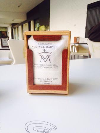 Restaurante Venta El Marmol