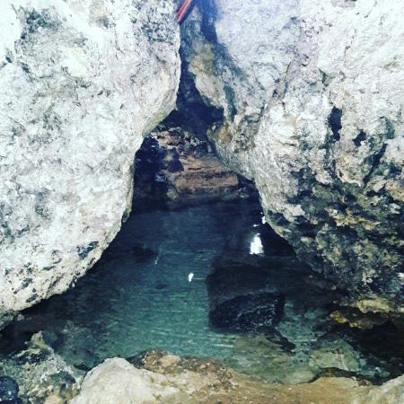 Camotes Islands, Philippinen: The best caving experience i had, since its my 1st time to go caving!