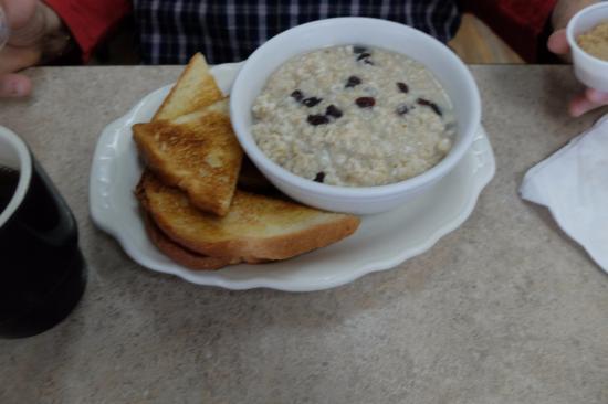 Hardin, MT: Porridge