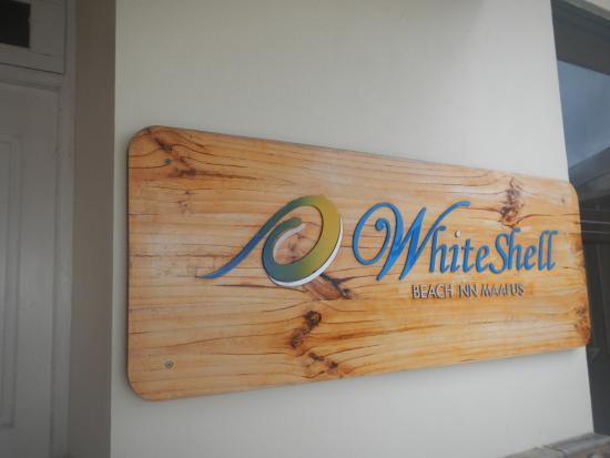 WhiteShell Beach Inn: White Shell