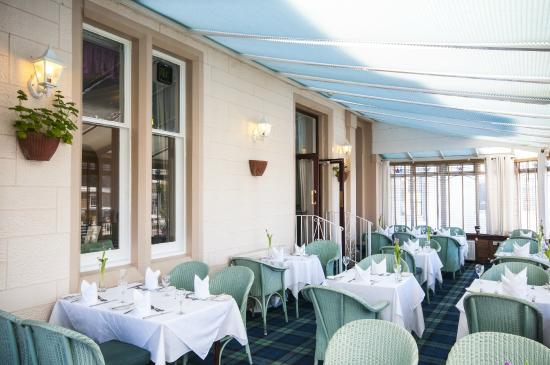 South Beach Hotel: Conservatory Restaurant