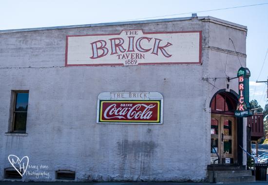 Outside The Brick