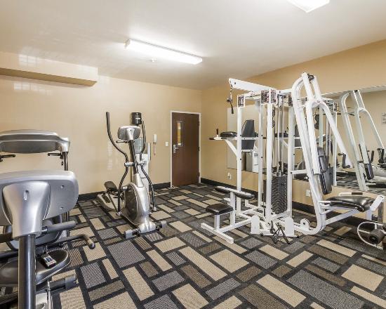 MainStay Suites Casa Grande: AZFitness
