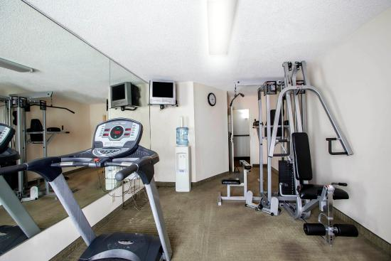 Quality Inn & Suites: Il Fitness