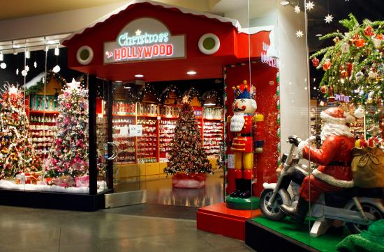It's Always Christmas in Hollywood! - Picture of Hollywood ...