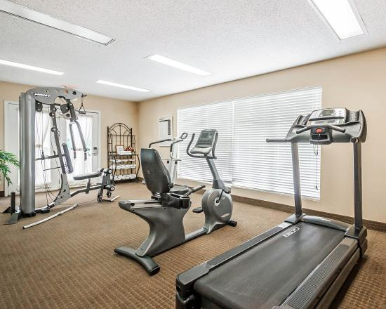Quality Inn Decatur: ALFitness