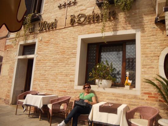 Ai Mori d'Oriente Hotel : fachada del hotel