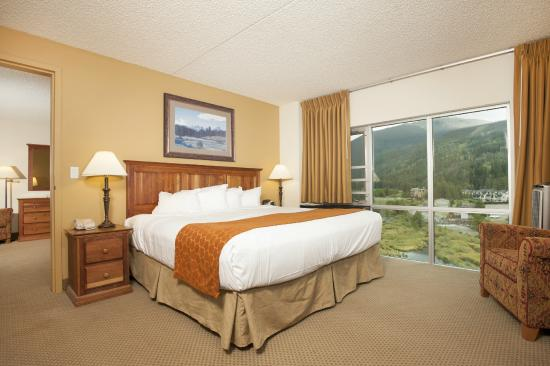 Inn at Keystone: mtn view suite