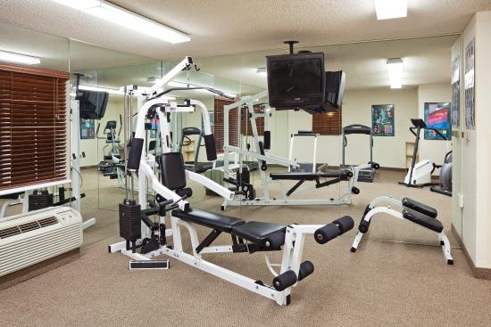 Candlewood Suites Knoxville: Fitness Center