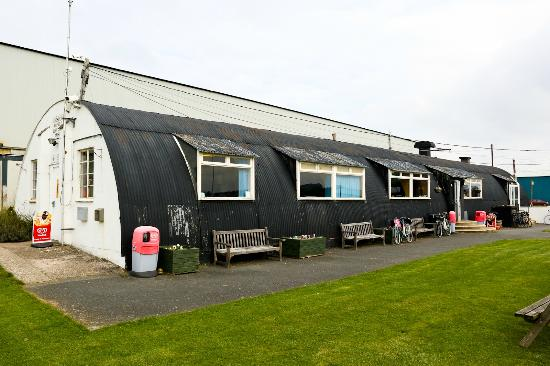 Shobdon Airfield Coffee Shop