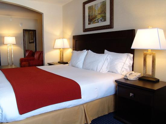 Holiday Inn Express Hotel & Suites Hinton: King Suites