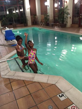 Embassy Suites by Hilton Lexington : Fun day at the Embassy!!!