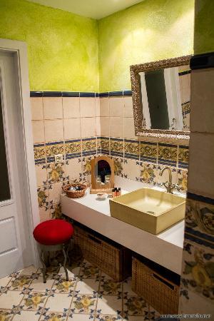La Fornal Dels Ferrers: La Fornal - Habitació de l´Hereu WC
