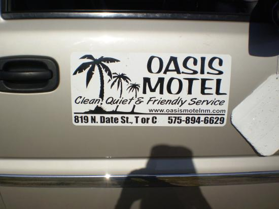 The Oasis Motel: Going to the fiesta prade