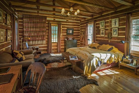 Dunton Hot Springs: Major Ross Bedroom