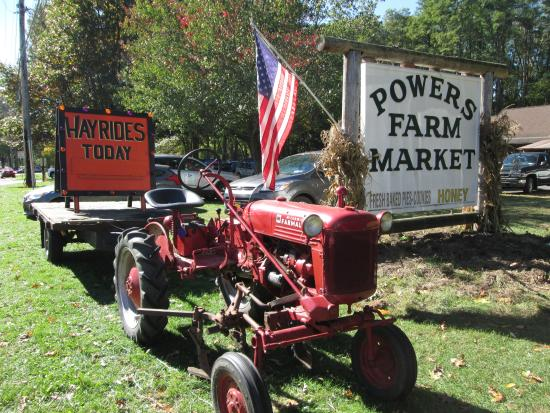 Pittsford, NY: Powers Farm Market
