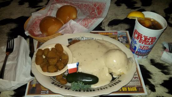 Chicken Fried Steak - Absolutely Awesome