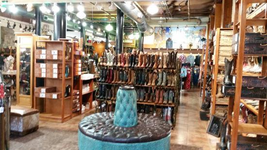 Wild Bill s Western Store - Picture of Wild Bill s Western Store ... 704ba2c1dbb9