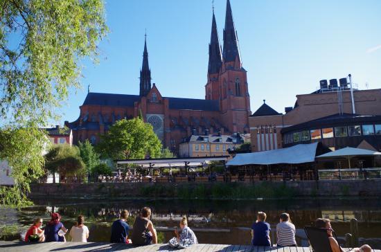 Ουψάλα, Σουηδία: ウプサラ大聖堂