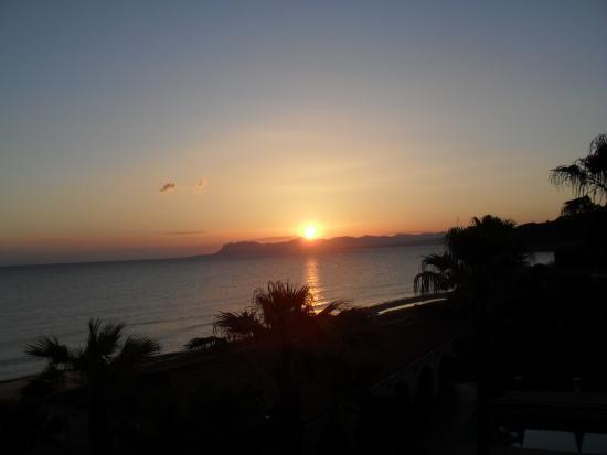 Hotel Nektar Beach: Ihana aamu...