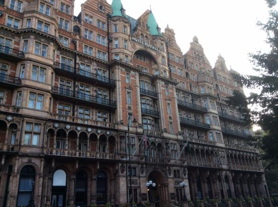 Hotel russel picture of the principal london london for Hotels ussel