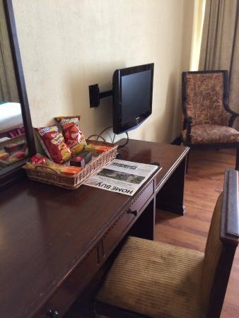 Safina Hotels : living area