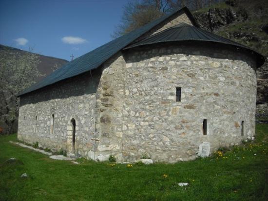 The Holy Trinity Monastery, near Plav