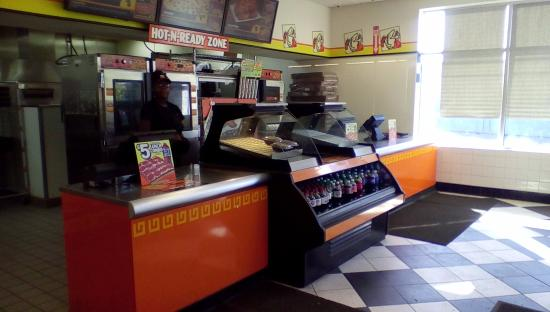 Order Counter Picture Of Little Caesars Maplewood