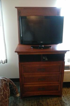 Staybridge Suites Middleton / Madison: TV in our room