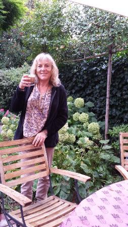 Sycamore : En el jardin