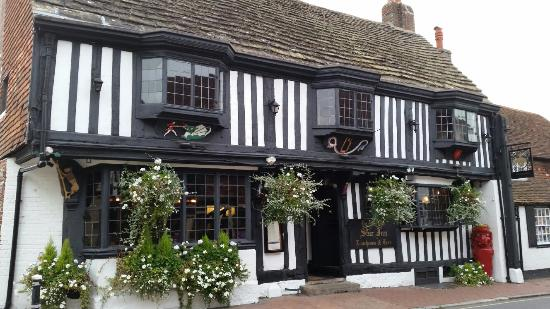 Bed And Breakfast Alfriston Sussex