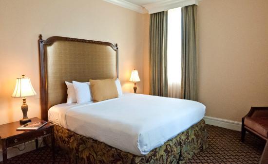 The Lafayette Hotel : Queen Balcony Room