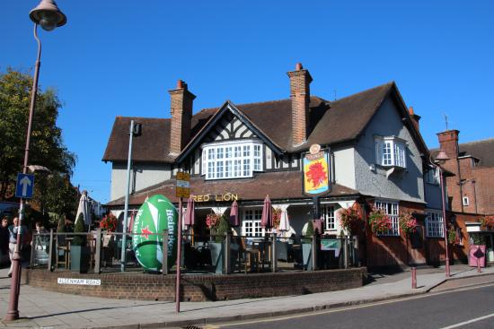 Red Lion Hotel - Picture of Red Lion Hotel, Radlett ...