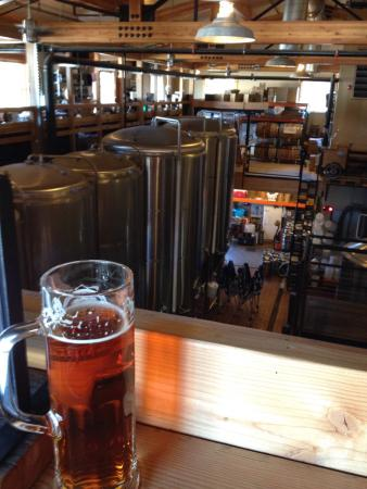 Icicle Brewing Company: 2nd floor
