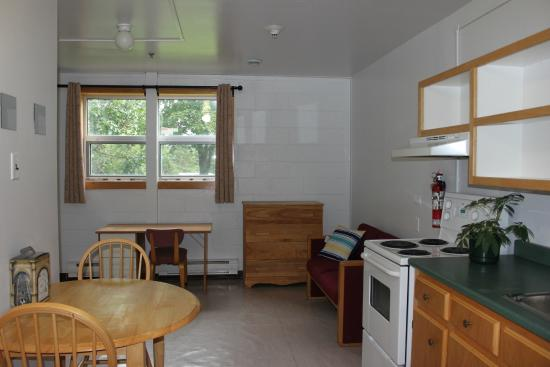 Grenfell Campus Summer Accommodations, Memorial University of Newfoundland: Studio in the Arts & Science Residence