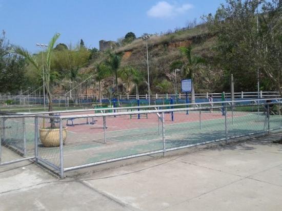 Parque das Aguas Minerais Salutaris