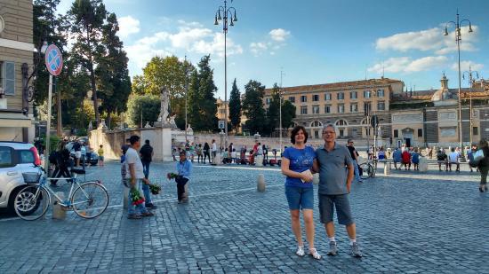 Roma Italia Piazza