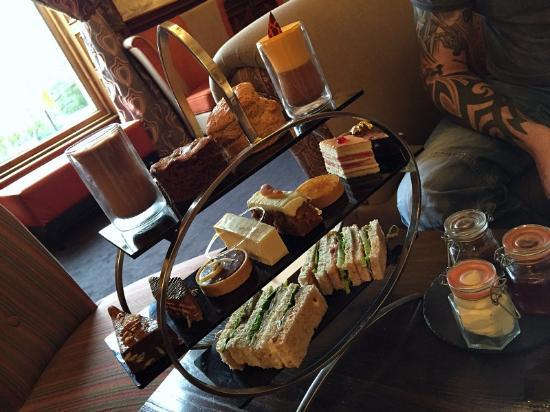 Ardoe House Hotel Afternoon Tea