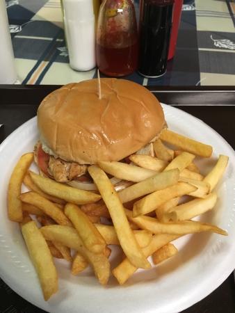 J's Burgers N' More