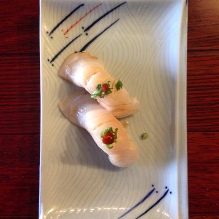 Sushi Mori: Great lunch specials.