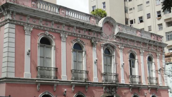 Antiga Casa de Camara e Cadeia