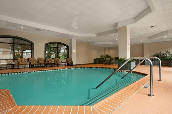 Indoor Swimming Pool - Picture of Embassy Suites by Hilton Dallas ...