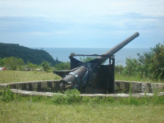 Forte Marechal Moura de Naufragados
