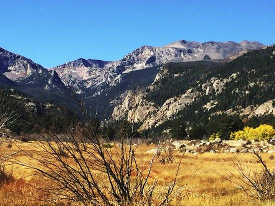 Dripping Springs Resort: Rocky Mountain National Park